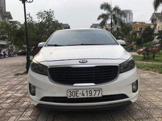 Bán Kia Sedona 2.2 L DAT sản xuất năm 2017, màu trắng, giá tốt