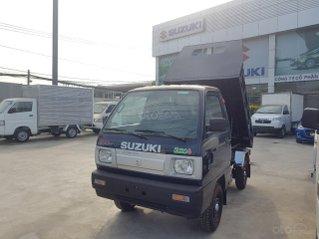 Bán xe Suzuki Super Carry Truck 2020 thùng Ben tự đổ đời 2020. Giảm ngay 10tr tiền mặt và BHVC