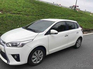Bán Toyota Yaris năm sản xuất 2016, màu trắng, nhập khẩu nguyên chiếc còn mới, giá chỉ 526 triệu