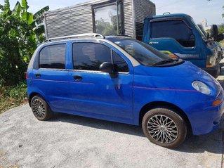 Bán ô tô Daewoo Matiz sản xuất 2001, màu xanh lam, 52tr