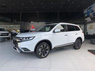 Cần bán xe Mitsubishi Outlander đời 2020, màu trắng, nhập khẩu, giá cạnh tranh