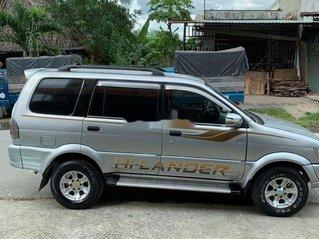 Cần bán lại xe Isuzu Hi lander đời 2005, màu bạc, xe nhập, giá tốt
