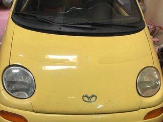 Cần bán lại xe Daewoo Matiz năm sản xuất 2000, màu vàng, xe nhập, 52 triệu