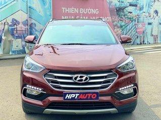 Bán Hyundai Santa Fe sản xuất 2018, giá cạnh tranh