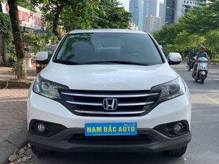 Chính chủ bán ô tô Honda CR V 2014, màu trắng