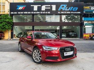 Bán Audi A6 3.0 TFSI Quattro, sản xuất 2014, đăng ký 2015, màu đỏ