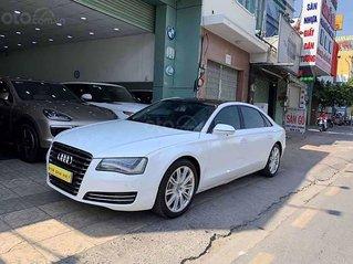 Cần bán Audi A8 2011, màu trắng, xe nhập