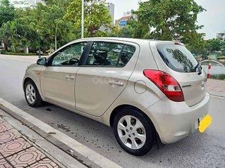Bán Hyundai i20 sản xuất năm 2011, màu bạc, nhập khẩu nguyên chiếc
