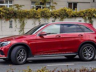 Bán ô tô Mercedes GLC AMG năm sản xuất 2018, màu đỏ còn mới