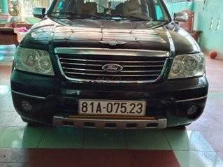 Xe Ford Escape đăng ký 2005, màu đen xe gia đình giá 279 triệu đồng