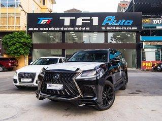 Bán LX 570 Super Sport black edition S, model 2020, mới 100%, màu đen, xe Trung Đông