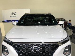 Cần bán xe Hyundai Santa Fe năm 2020- Tặng 100% thuế trước bạ