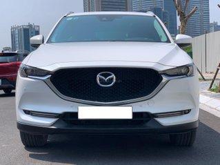 Bán Mazda CX-5 2.5 SX 2018, màu trắng biển HN, tên tư nhân