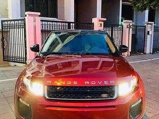 Bán LandRover Range Rover Evoque SE Plus đời 2018, màu đỏ, nhập khẩu nguyên chiếc như mới