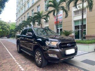 Bán xe Ford Ranger năm 2016, xe giá thấp, một đời chủ, có hỗ trợ trả góp lãi suất thấp