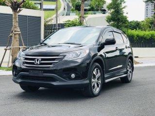 Bán Honda CR V đời 2013, xe một đời chủ duy nhất, hoạt động tốt, giấy tờ theo xe đầy đủ