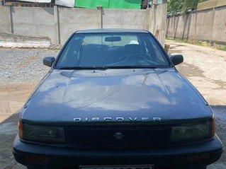 Bán Nissan Bluebird 1992, màu ghi, xe nhập, giá chỉ 55 triệu