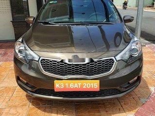 Bán ô tô Kia K3 sản xuất 2015, màu nâu, giá tốt
