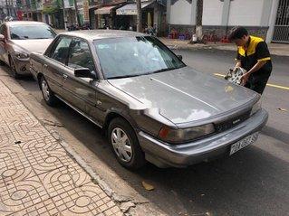 Bán Toyota Camry đời 1987, màu xám, nhập khẩu, chạy rất êm
