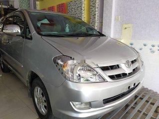 Xe Toyota Innova năm sản xuất 2008, màu bạc, giá 250tr