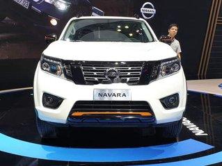 Bán xe Nissan Navara năm sản xuất 2019, màu trắng, nhập khẩu nguyên chiếc