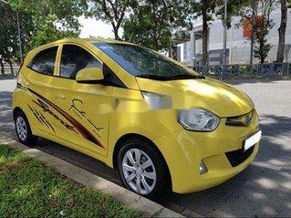Cần bán gấp Hyundai Eon 2013, màu vàng, nhập khẩu nguyên chiếc