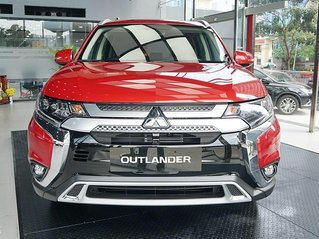 Bán xe Mitsubishi Outlander đời 2020, màu đỏ