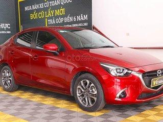 Mazda 2 Luxury 1.5AT 2019, màu đỏ, nhập khẩu