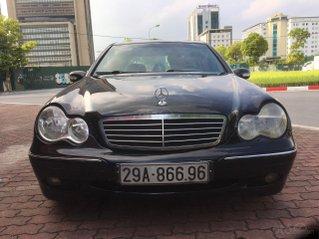Bán xe Mercedes C200 sản xuất 2001, giá 176tr