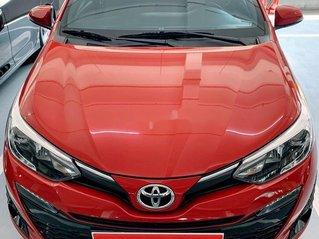 Bán xe Toyota Yaris đời 2019, màu đỏ, xe nhập, giá 665tr