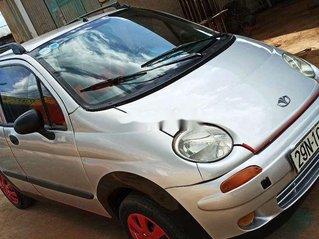 Cần bán xe Daewoo Matiz SE 2001, màu bạc