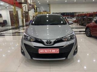 Bán ô tô Toyota Vios G số sàn, sản xuất 2018, 495 triệu