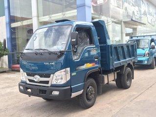 Giá bán xe ben Thaco FD250. E4 tải trọng 2.5 tấn Trường Hải thùng 2.1m3 tại Hà Nội