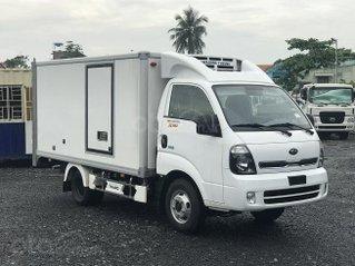 Xe tải đông lạnh Kia K250 tải trọng 1.9 tấn Trường Hải, trả góp 75% tại Hà Nội