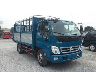 Xe tải Ollin 5 tấn Thaco Ollin 500. E4 2021, thùng dài 4.35m trả góp 75%