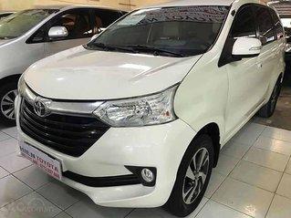 Bán Toyota Avanza 1.5G đời 2018, màu trắng, nhập khẩu nguyên chiếc còn mới