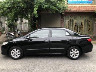 Gia Hưng Auto bán xe Corolla Altis 1.8MT, màu đen, sx 2010, tư nhân chính chủ biển Hà Nội