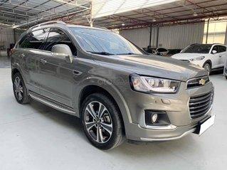 Bán Captiva LTZ 2018 màu xám, biển số SG, xe đẹp giá rẻ