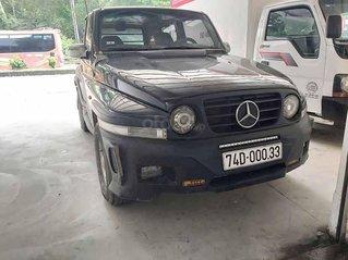 Bán Ssangyong Korando 2003, màu đen, xe nhập còn mới