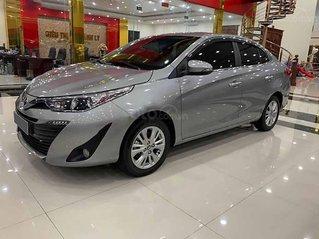 Xe Toyota Vios 1.5AT năm 2018, màu bạc số tự động giá cạnh tranh