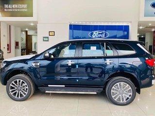 Bán ô tô Ford Everest đời 2020, màu xanh lam, xe nhập, 999tr