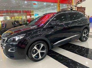 Cần bán xe Peugeot 3008 1.6 AT đời 2018, màu đen