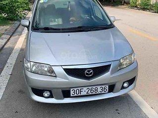 Cần bán xe Mazda Premacy sản xuất 2002, màu bạc còn mới