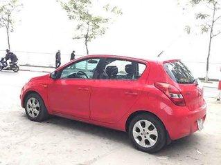 Bán Hyundai i20 năm 2011, màu đỏ, nhập khẩu còn mới, giá 290tr