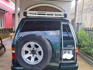 Bán xe Isuzu Trooper sản xuất 2000, nhập khẩu, màu xanh dưa