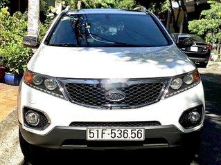 Bán xe Kia Sorento 2012, màu trắng còn mới
