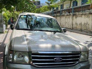 Gia đình bán lại xe Ford Everest năm 2006, màu vàng cát, 250 triệu