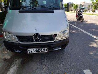Bán xe Mercedes Sprinter đời 2010, màu bạc chính chủ, giá 245tr