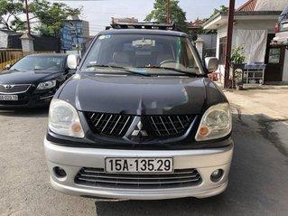 Bán ô tô Mitsubishi Jolie năm sản xuất 2004, màu đen