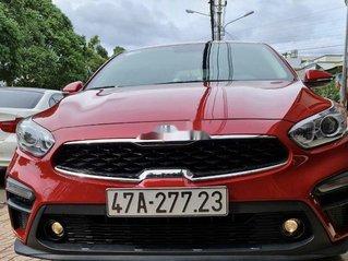 Cần bán Kia Cerato 2019, màu đỏ, 499 triệu